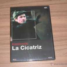Cine: LA CICATRIZ DVD KIESLOWSKI NUEVA PRECINTADA. Lote 127468694