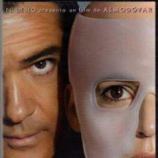 Cine: LA PIEL QUE HABITO - ALMODÓVAR - ANTONIO BANDERAS. Lote 46087131