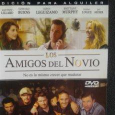 Cine: LOS AMIGOS DEL NOVIO **DE EDWARD BURNS CON MATTHEW LILLARD, EDWARD BURNS, BRITANY MURPHY ** . Lote 46089906