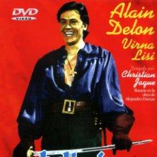Cinema: EL TULIPAN NEGRO (DVD PRECINTADO) ALAIN DELON . Lote 67923770