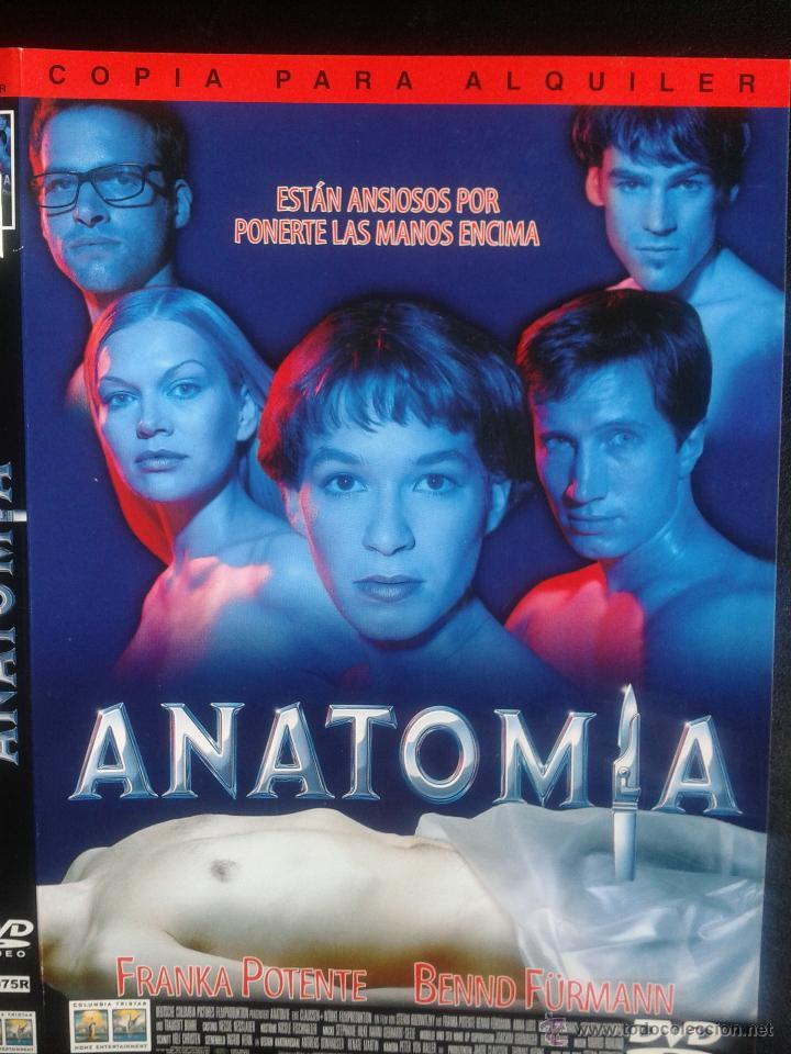 anatomia ** con franka potente y bernnd fürmann - Comprar Películas ...