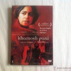 Cine: DVD KHAMOSH PANI-SILENT WATERS. Lote 46292920