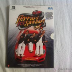 Cine: DVD FERRARI KI SAWAARI-SMALL GUYS BIG DREAMS. Lote 46293139