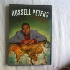 Cine: DVD RUSSELL PETERS-OUT SOURCED. Lote 46293200
