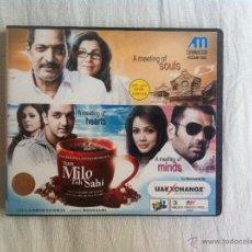 Cine: DVD TUM MILO TOH SAHI. Lote 46300959