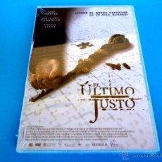 Cine: EL ULTIMO JUSTO - PRECINTADA. Lote 46302843