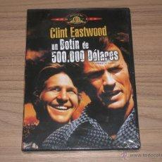 Cine: UN BOTIN DE 500.000 DOLARES DVD DE MICHAEL CIMINO CLINT EASTWOOD NUEVA PRECINTADA. Lote 288578858
