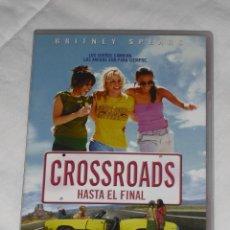 Cine: BRITNEY SPEARS-CROSSROADS-HASTA EL FINAL. Lote 53245176