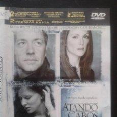 Cine: ATANDO CABOS **DE LASSE HALLSTROM CON KEVIN SPACEY, JULIANNE MOORE, JUDI DENCH, CATE BLANCHETT **. Lote 46377907