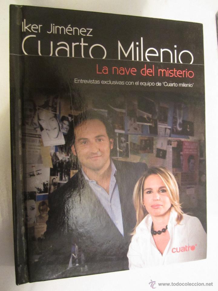 CUARTO MILENIO VOL.1 Nº 25 LA NAVE DEL MISTERIO (LIBRO DVD)