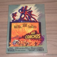 Cine: RIO CONCHOS DVD STUART WHITMAN RICHARD BOONE NUEVA PRECINTADA. Lote 278414928