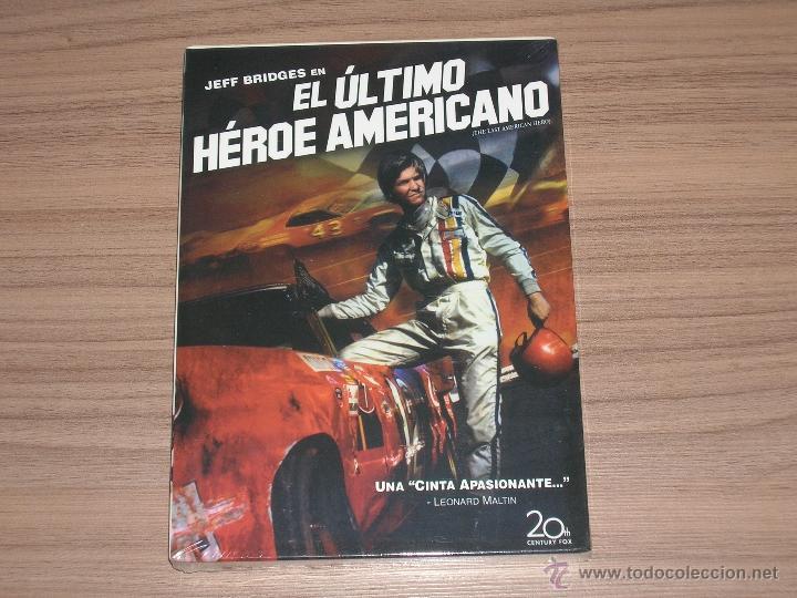 EL ULTIMO HEROE AMERICANO DVD JEFF BRIDGES NUEVA PRECINTADA (Cine - Películas - DVD)