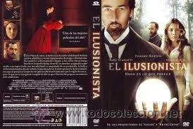 DVD EL ILUSIONISTA DVD (Cine - Películas - DVD)