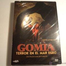 Cinéma: GOMIA. TERROR EN EL MAR EGEO. PRECINTADA. (P-12). Lote 46617763