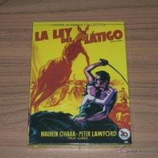 Cine: LA LEY DEL LATIGO DVD MAUREEN O'HARA PETER LAWFORD NUEVA PRECINTADA. Lote 296065833