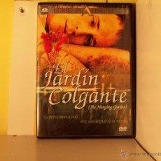 Cine: EL JARDIN COLGANTE - DVD. Lote 46716643