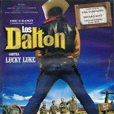 Cine: DVD LOS DALTON CONTRA LUCKY LUKE (PRECINTADO). Lote 46744342