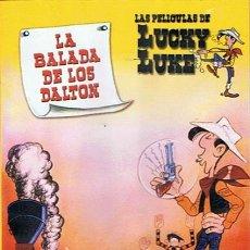 Cine: DVD LUCKY LUKE LA BALADA DE LOS DALTON . Lote 46744370