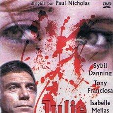 Cine: DVD JULIE,JULIE,JULIE SYBIL DANNING / TONY FRANCIOSA . Lote 46820742