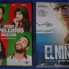 Cine: OCHO APELLIDOS VASCOS - EL NIÑO ¡PRECINTADAS!. Lote 46912767