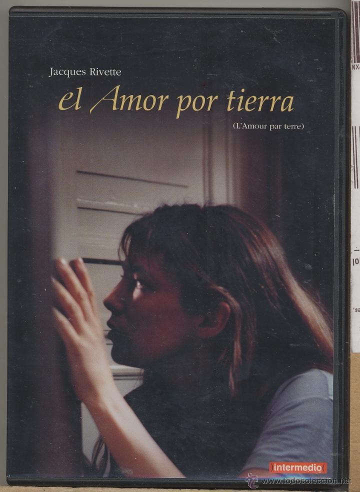 EL AMOR POR TIERRA DVD (J. RIVETTE): ENSAYOS DE UN DRAMA TEATRAL...QUE SE CONVIERTE EN REALIDAD. (Cine - Películas - DVD)