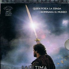 Cine: DVD LA ÚLTIMA LEGIÓN COLIN FIRTH (EDICIÓN ESPECIAL 2 DISCOS). Lote 46979356