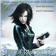 Cine: DVD UNDERWORLD EVOLUTION KATE BECKINSALE - SCOTT SPEEDMAN . Lote 46980821