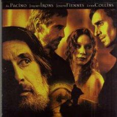 Cine: DVD - EL MERCADER DE VENECIA - AL PACINO - JEREMY IRONS . Lote 46997754