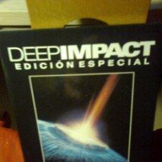 Cine: DEEP IMPACT-EDICION ESPECIAL-DESCATALOGADA-. Lote 47005319