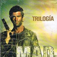 Cine: DVD TRILOGÍA MAD MAX MEL GIBSON ( EDICIÓN 3 DISCOS) ( PRECINTADO). Lote 47055320