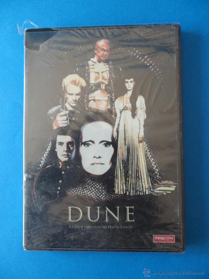 DUNE - DAVID LYNCH - PELICULA DE CULTO - NUEVA PRECINTADA (Cine - Películas - DVD)