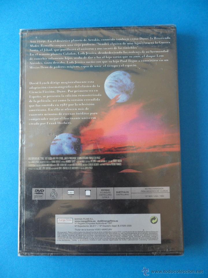 Cine: Dune - David Lynch - Pelicula de culto - Nueva Precintada - Foto 3 - 47076321