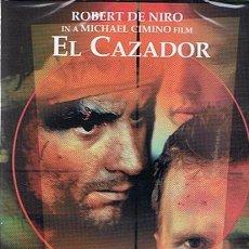 Cine: DVD EL CAZADOR ROBERT DE NIRO (PRECINTADO). Lote 47127296