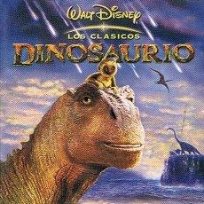 Cine: DVD DINOSAURIO LOS CLÁSICOS WALT DISNEY. Lote 47158847