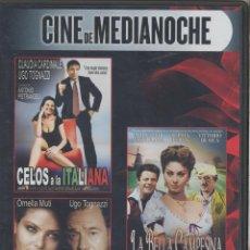 Cine: LA CHICA DEL ATARDECER DVD (DINO RISI) LA GUAPISIMA ORNELA MUTI SE LOS LLEVA (3 PELICULAS). Lote 47171948