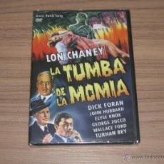 Cine: LA TUMBA DE LA MOMIA DVD NUEVA PRECINTADA. Lote 293754513