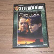 Cine: ECLIPSE TOTAL (DOLORES CLAIBORNE) DVD STEPHEN KING NUEVA PRECINTADA. Lote 98727280