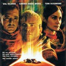 Cine: DVD PLANETA ROJO VAL KILMER. Lote 47463443