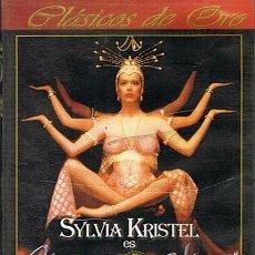 Cine: DVD MATA HARI SYLVIA KRISTEL . Lote 47463500