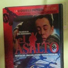 Cine: LA II GUERRA MUNDIAL EN EL CINE,EL ASALTO,Nº 11.. Lote 47466209