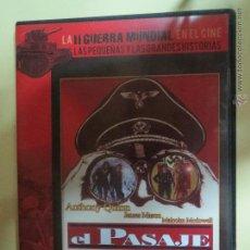 Cine: LA II GUERRA MUNDIAL EN EL CINE,EL PASAJE,Nº 15.. Lote 47466344