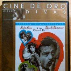 Cine: MATRIMONIO A LA ITALIANA - SOPHIA LOREN, MARCELLO MASTROIANI... DIRECTOR: VITTORIO DE SICA - DVD. Lote 47477296