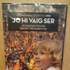 Cine: JO HI VAIG SER. LES IMATGES D'UN DIA QUE NO OBLIDAREM MAI. DVD / PRECINTADO.. Lote 47492508