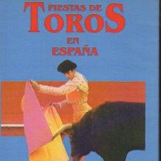 Cine: FIESTAS DE TOROS EN ESPAÑA 2 DVD´S Y TOREROS PARA LA HISTORIA UN DVD. MIRAR FOTOS,. Lote 47505710