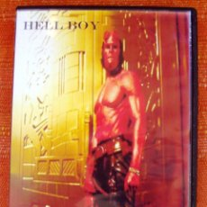 Cine: DVD HELLBOY EN INGLES Y FRANCES ORIGEN UK. Lote 47556478