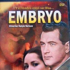 Cine: DVD EMBRYO - ROCK HUDSON. Lote 47630035