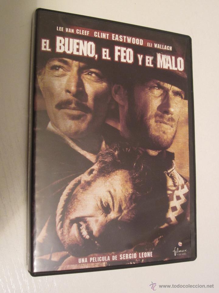 DVD EL BUENO EL FEO Y EL MALO (Cine - Películas - DVD)