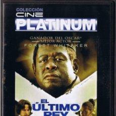Cine: EL ULTIMO REY DE ESCOCIA - FOREST WHITAKER - CINE PLATINUM. Lote 47758368