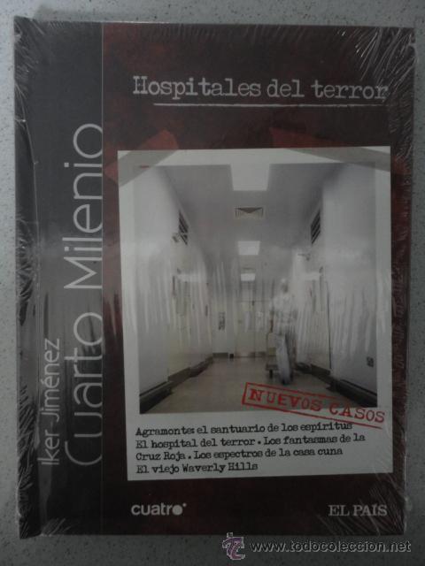 cuarto milenio. hospitales del terror. nº 2 - i - Comprar Películas ...