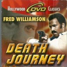 Cine: DVD CON PELICULA EN INGLÉS--VIAJE DE MUERTE----FRED WILLIAMSON. Lote 47782812